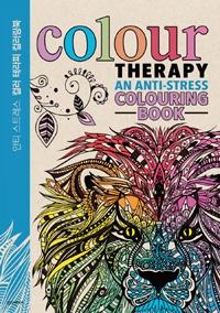 컬러 테라피 컬러링북(Colour THERAPY AN ANTI-STRESS COLOURING BOOK)